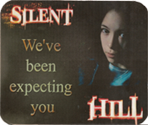 Silent Hill Mouse pad