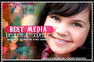 Beautiful Jodelle Best Media